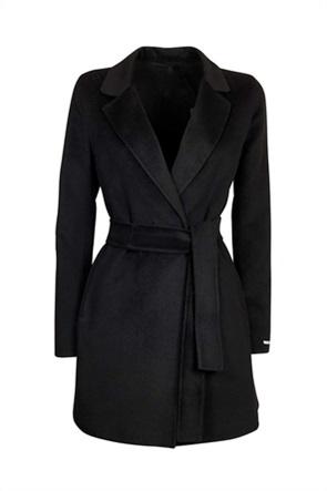 "Emme by Marella γυναικείο παλτό 3/4 με ζώνη ""Super"""