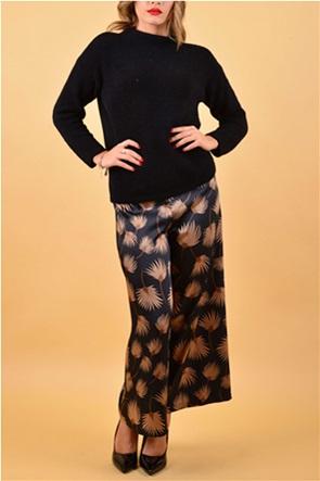 Emme by Marella γυναικεία παντελόνα με floral print
