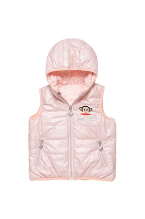 "Alouette παιδικό μπουφάν αμάνικο διπλής όψης ""Paul Frank"" (12 μηνών-5 ετών)"