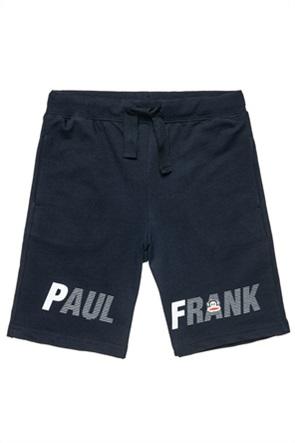 "Alouette παιδική βερμούδα με letter print ""Paul Frank"" (18 μηνών-5 ετών)"