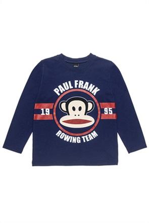 """Αlouette παιδική μπλούζα με print """"Paul Frank"""" (6-14 ετών)"""