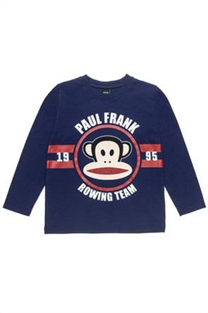 """Αlouette παιδική μπλούζα με print """"Paul Frank"""" (18 μηνών-5 ετών)"""