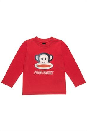 """Αlouette παιδική μπλούζα με 3D print """"Paul Frank"""" (18 μηνών-5 ετών)"""