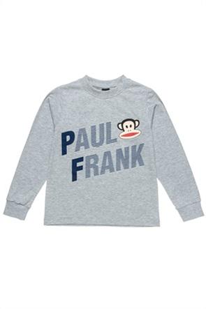 "Alouette παιδική μπλούζα φούτερ με graphic print ""Paul Frank"" (6-16 ετών)"