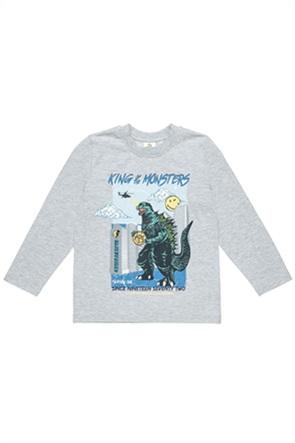 "Alouette παιδική μπλούζα με graphic print ""SmileyWorld""(6-14 ετών)"