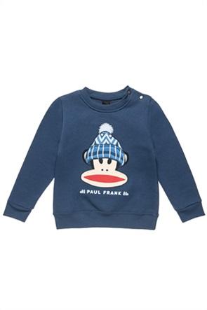 """Alouette βρεφική μπλούζα φούτερ με graphic print """"Paul Frank""""(12 μηνών-5 ετών)"""