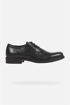 "Geox ανδρικά δερμάτινα παπούτσια oxford ""Carnaby"""