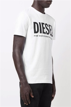 "Diesel ανδρικό T-shirt με logo print ""T-Diegos"""