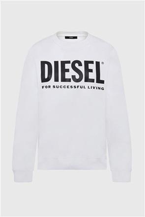 "Diesel γυναικεία μπλούζα φούτερ με letter print ""F-Ang"""