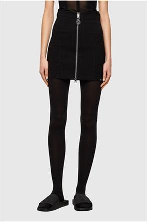 "Diesel γυναικεία mini φούστα με διακοσμητικές ραφές ""O-Strit"""
