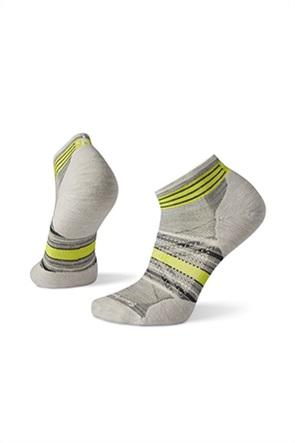 """Smartwool unisex κάλτσες """"PhD® PhD Run Light Elite Pattern Low Cut"""""""