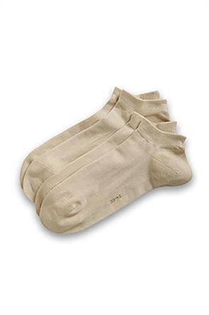 Esprit ανδρικές κοντές κάλτσες (σετ 2 τεμαχίων)