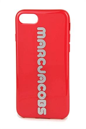 Marc Jacobs θήκη κινητού για iPhone 8 με logo print