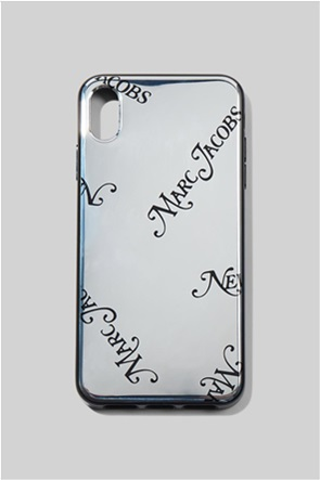 "Marc Jacobs θήκη κινητού για iPhone XS Max ""New York Magazine X Marc Jacobs"""