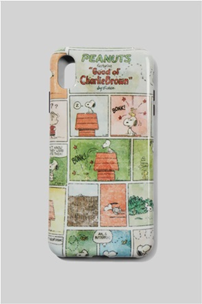 "Marc Jacobs θήκη κινητού για iPhone XS Max ""Peanuts X Marc Jacobs The Comic Strip"""