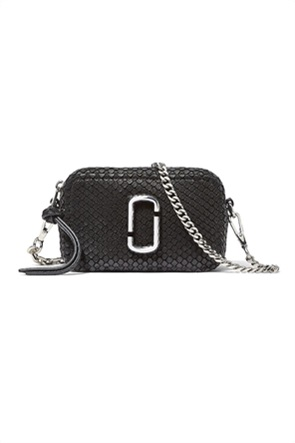 "Marc Jacobs γυναικείο δερμάτινο mini bag ""The Softshot 17"""