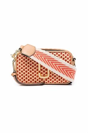 "Marc Jacobs γυναικείο δερμάτινο mini bag ""Snapshot Cane"""