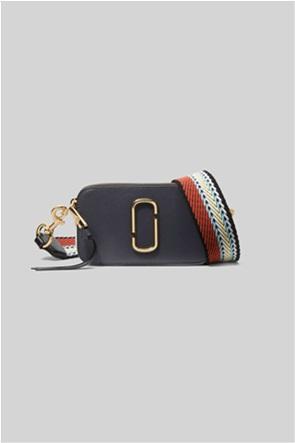 "Marc Jacobs γυναικείο δερμάτινο mini bag ""Snapshot"""