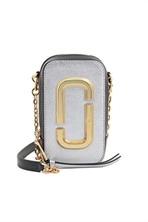 """Marc Jacobs γυναικείο δερμάτινο mini bag """"The Hot Shot"""""""
