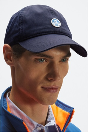 North Sails ανδρικό καπέλο jockey με κεντημένο logo