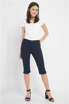 Orsay γυναικείο κάπτρι παντελόνι μονόχρωμο
