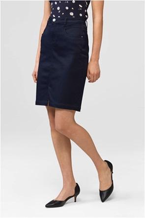 Orsay γυναικεία φούστα pencil μονόχρωμη