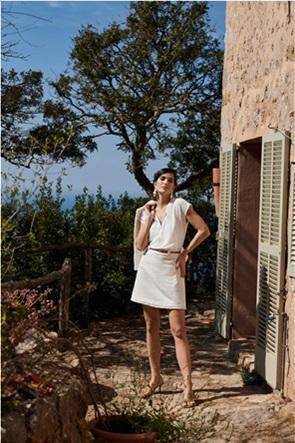Orsay γυναικεία mini φούστα με ζώνη