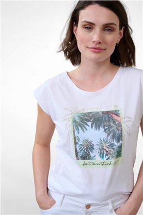 Orsay γυναικείο Τ-shirt με photo print