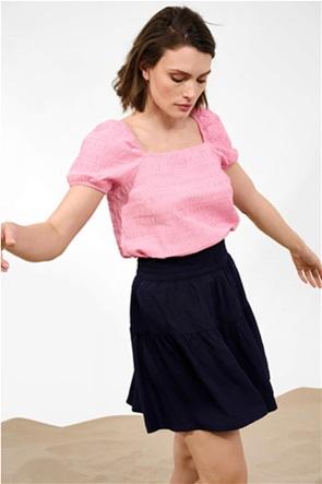 Orsay γυναικεία mini φούστα με ελαστική μέση