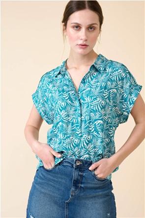 Orsay γυναικείo πουκάμισο με all-over print