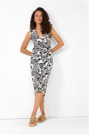 Orsay γυναικείο midi φόρεμα με all-over floral print