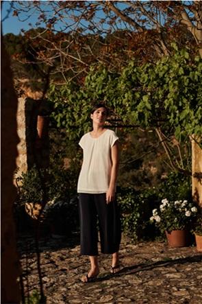 "Orsay γυναικείο παντελόνι cropped μονόχρωμο ""Elegant"""