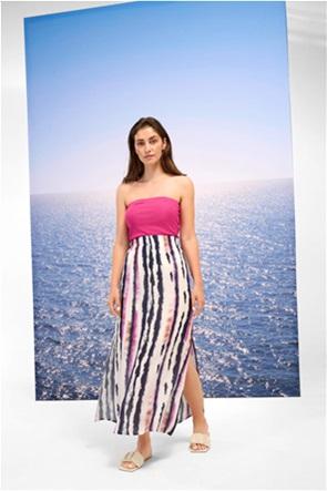 Orsay γυναικεία maxi φούστα με tie-dye print