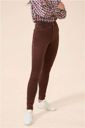 Orsay γυναικείο παντελόνι ψηλόμεσο Skinny Fit