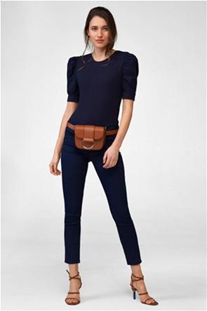 Orsay γυναικείο τσαντάκι μέσης με μεταλλικό κρίκο