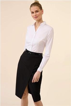 Orsay γυναικεία pencil φούστα με λεπτή ζώνη στη μέση