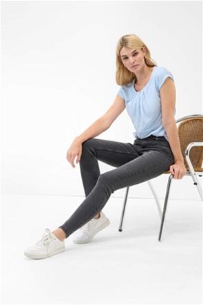 Orsay γυναικείο τζην παντελόνι ψηλόμεσο Straight Cut
