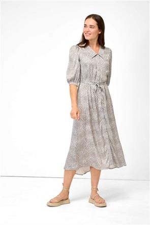 Orsay γυναικείο maxi φόρεμα με all-over print