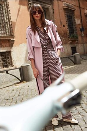 Orsay γυναικείo πουκάμισο cropped με δέσιμο