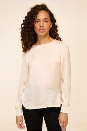 Orsay γυναικεία μπλούζα ασύμμετρη Loose Fit