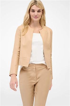 Orsay γυναικείο blazer faux leather