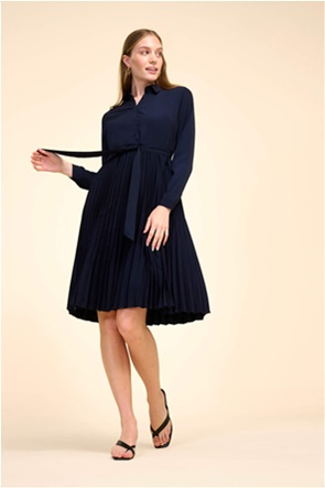 Orsay γυναικείo mini φόρεμα πλισέ