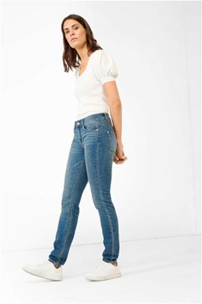 Orsay γυναικείο τζην παντελόνι πεντάτσεπο Slim Fit