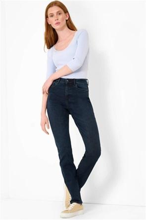Orsay γυναικείο τζην παντελόνι ψηλόμεσο