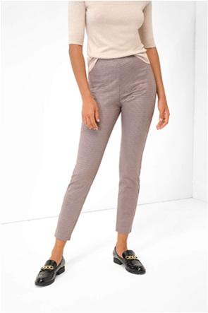 Orsay γυναικείο παντελόνι με καρό σχέδιο Slim Fit