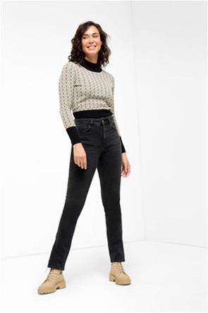 Orsay γυναικείο τζην παντελόνι πεντάτσεπο Straight Fit