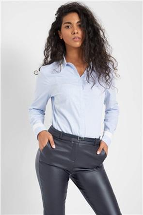 Orsay γυναικείο πουκάμισο με ριγέ σχέδιο