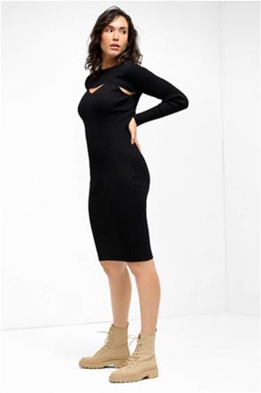 Orsay γυναικείο mini φόρεμα με cut-out λεπτομέρειες