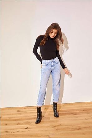 """Orsay γυναικείο τζην παντελόνι πεντάτσεπο """"Boyfirend"""" Straight Fit"""