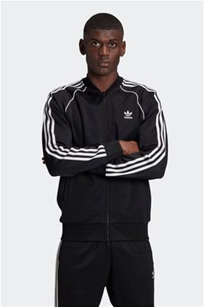 "Adidas ανδρική ζακέτα φούτερ ""Originals adicolor three stripe track"""